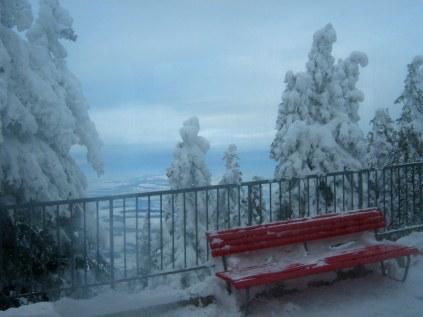 Mt. Rigi, Switzerland
